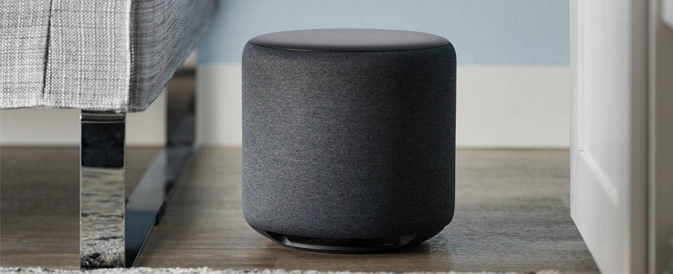 Amazon Echo è arrivato in Italia, per ascoltare musica, telefonare e attivare gli elettrodomestici basta la parola