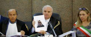"""Processo Cucchi, il pm: """"Indirizzate prove in modo scientifico verso innocenti"""". In aula il ministro della Giustizia Bonafede"""
