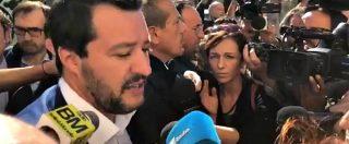 """Desirée Mariottini, Salvini: """"Nei prossimi mesi un piano straordinario di sgomberi. Stabili occupati da 5, 10, 20 anni"""""""