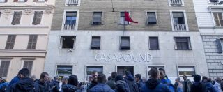Casapound, 20 indagati per resistenza a pubblico ufficiale e occupazione abusiva dopo il blitz della Finanza rinviato a Roma