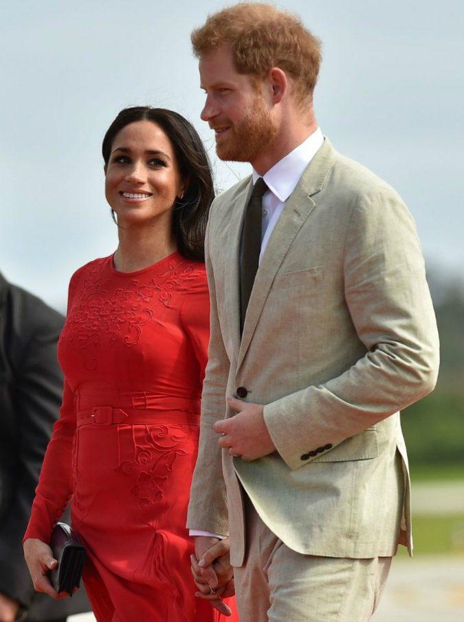 """Principe Harry, la battuta a Meghan Markle: """"Sei incinta? Ma sei sicuro che è mio?"""""""