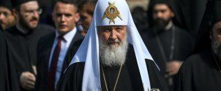 Nella Chiesa ortodossa è in corso uno scisma