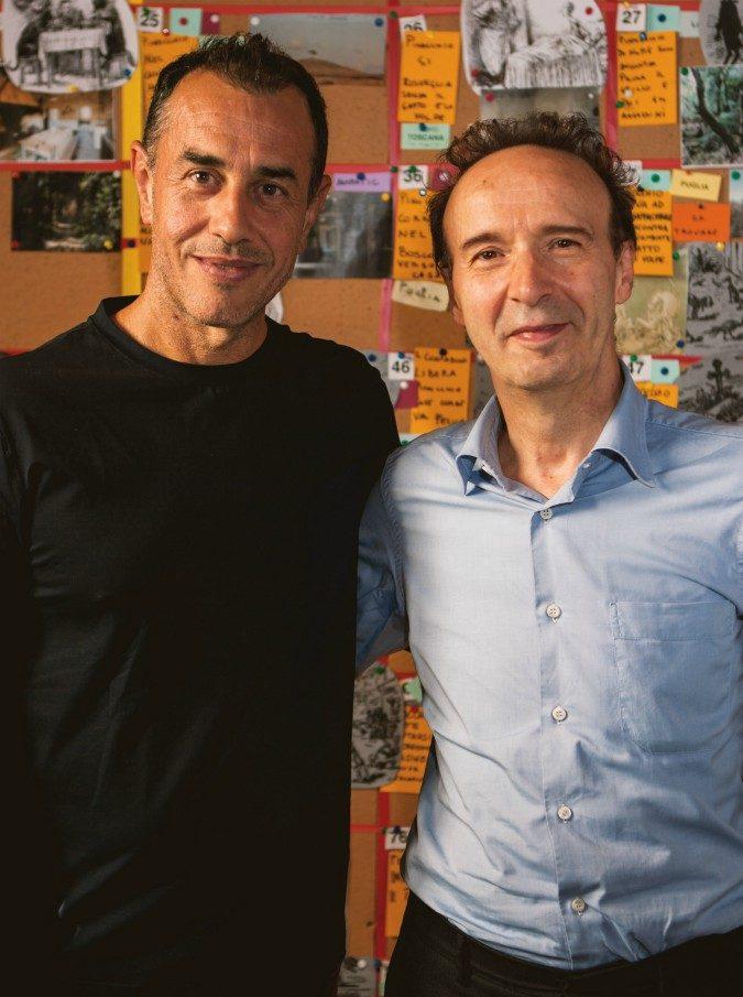 Roberto Begnini, da Pinocchio a Geppetto: sarà lui il papà-falegname nel film di Matteo Garrone