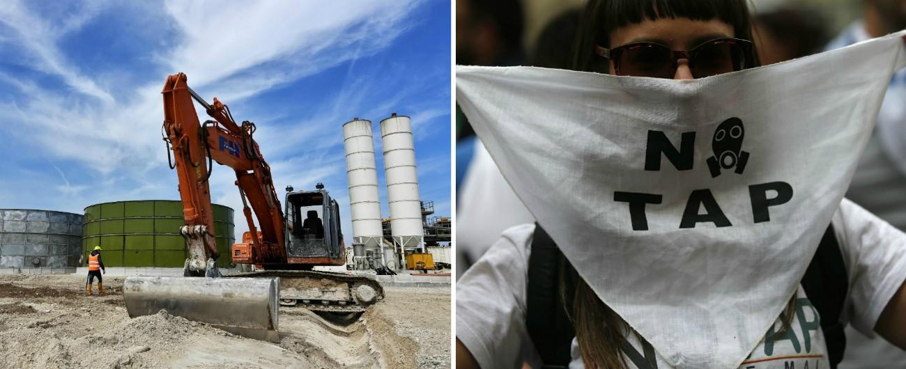 """Gasdotto Tap, il ministero dell'Ambiente: """"Non ci sono profili di illegittimità negli atti approvati dal precedente governo"""""""