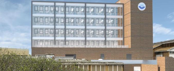 """Ospedale Bambin Gesù, la nuova palazzina a Palidoro rischia di essere un ecomostro: """"È in una riserva naturale"""""""
