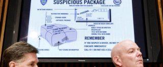 """Usa, un arrestato per i pacchi bomba: nel suo furgone adesivi pro-Trump. Il presidente Usa: """"Massima severità"""""""