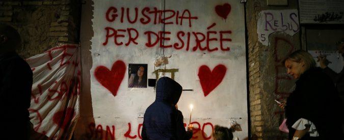 Desirée Mariottini, i femminicidi a Roma sono una lunga e triste storia. Ma la violenza non è il nostro futuro