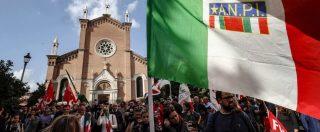 "Desirée Mariottini, Anpi e Forza Nuova manifestano a San Lorenzo. I partigiani: ""No a ronde fasciste"""