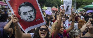 Brasile, buongiorno notte. Un fascista sta per diventare presidente