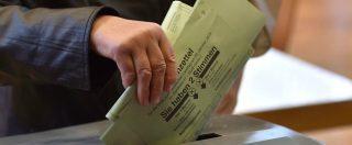 Elezioni in Assia, exit poll: la Cdu crolla di 11 punti rispetto al 2013, al 27%. Volano al 20% i Verdi, sale l'ultradestra di Afd