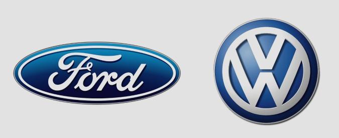 """Volkswagen-Ford, alleanza strategica globale. Diess: """"Rafforzerà anche l'industria dell'auto americana"""""""