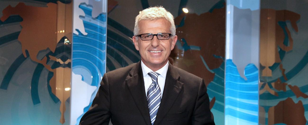 """Giuliano Giubilei, il vicedirettore del Tg3 proposto come candidato sindaco del Pd a Perugia: """"Ok se c'è la società civile"""""""