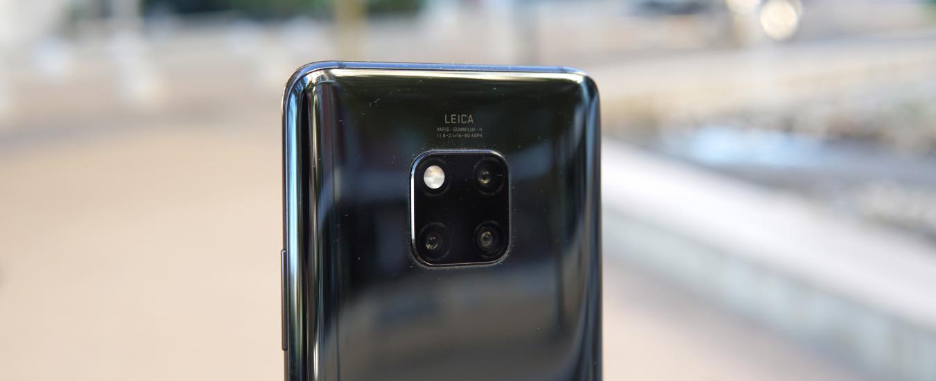 Recensione Huawei Mate 20 Pro: fotografie in notturna eccezionali, ma la ripresa video con poca luce è sottotono. In Italia a 1.099 euro.