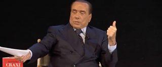 """Manovra, Berlusconi: """"Aumenta debito per assistenzialismo. Lega metta fine a governo contro natura"""""""
