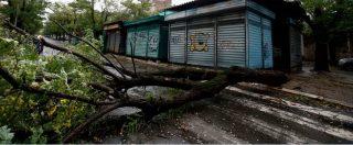 Maltempo, Italia in ginocchio al Centro e al Nord. Alberi abbattuti dal vento: sei morti – CRONACA ORA PER ORA