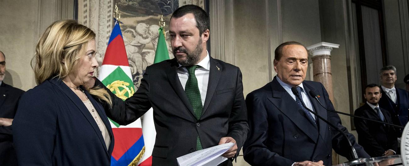 """Europee, Salvini fa ripartire la destra ma (per ora) senza Forza Italia. Berlusconi: """"Molli il M5s o stop a elezioni insieme"""""""