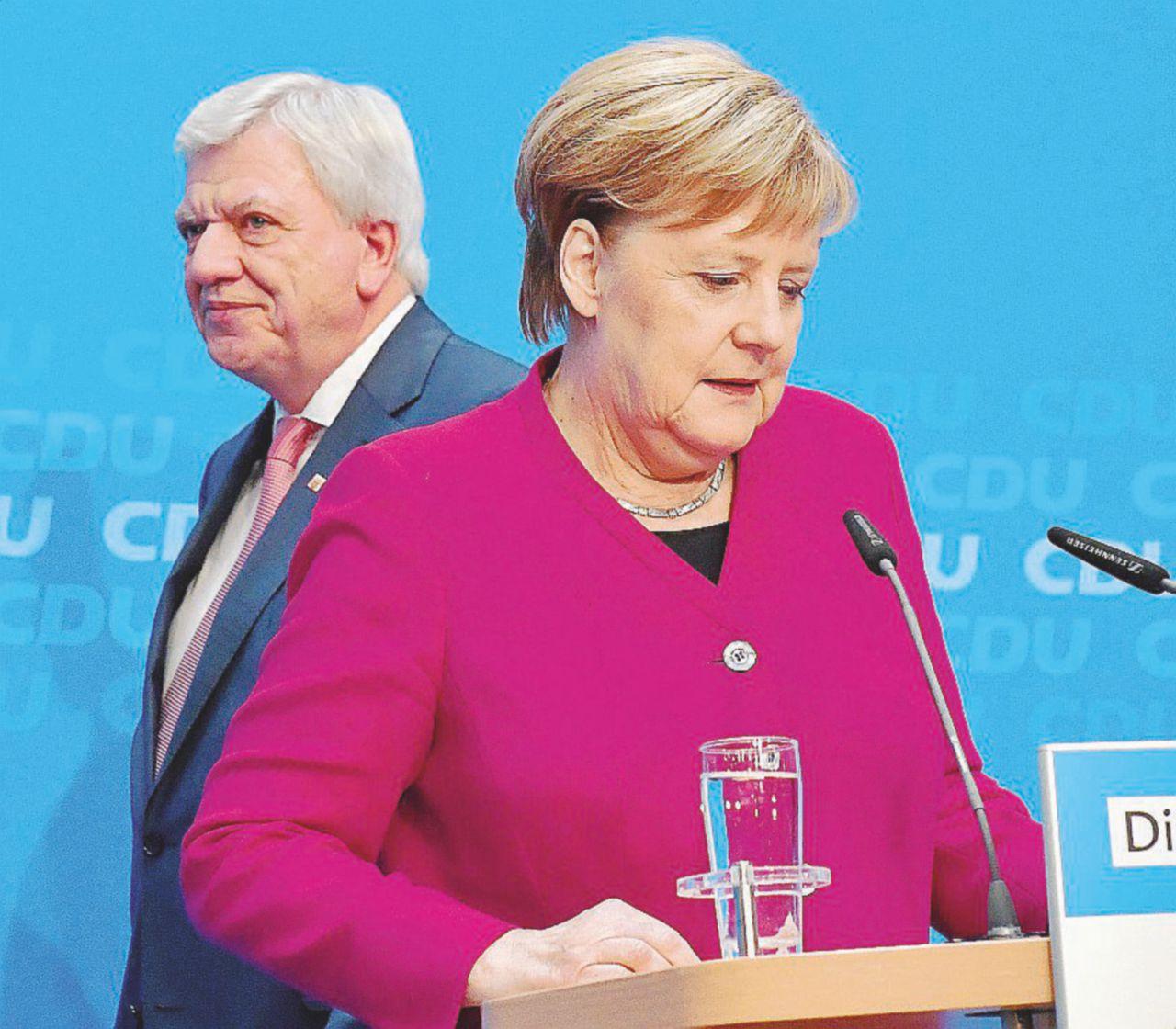 Angela Merkel annuncia il suo ritiro
