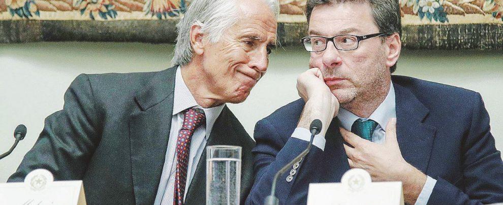 """Giorgetti svuota il Coni con la sua """"Sport e Salute"""""""