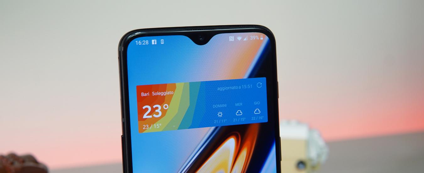 OnePlus 6T, lo smartphone top Android punta sul rapporto qualità/prezzo. In Italia a 559 euro – Anteprima e galleria fotografica