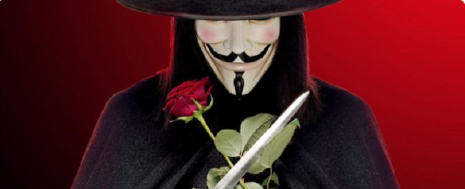 Anonymous attacca istituzioni e università. Preparatevi alla bufera di dati