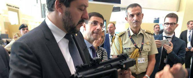 Il Qatar fiancheggia i terroristi, anzi no. Salvini cambia idea (ora che gli serve)