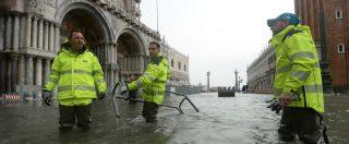 """Venezia, la basilica di San Marco invasa dall'acqua alta. Il capo dei curatori: """"Invecchiata di vent'anni in un giorno"""""""
