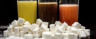 Zucchero, in Italia ne mangiamo troppo: partita la campagna per una tassa sulle bevande come nel Regno Unito