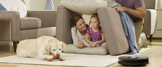 Google e Roomba alleate per pulirvi meglio la casa. La privacy sarà garantita?
