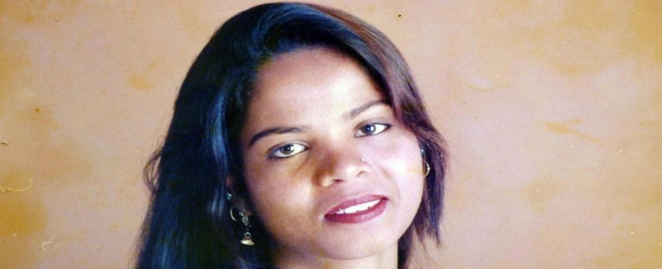 """Blasfemia, Asia Bibi """"è stata scarcerata e trasferita in un luogo segreto"""""""