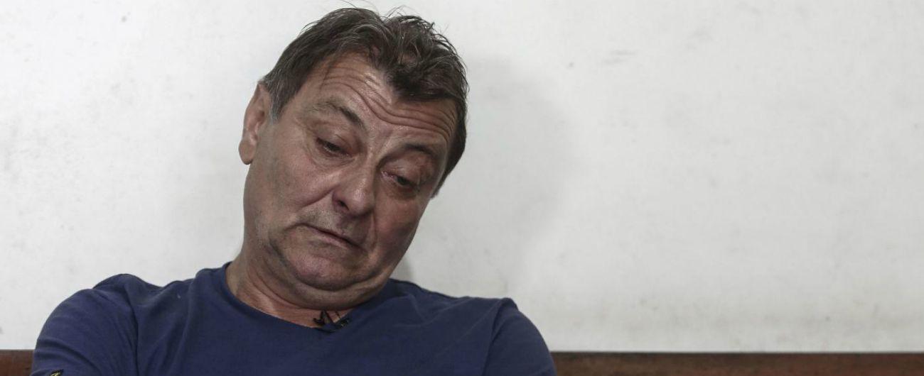 """Cesare Battisti: """"Io in fuga? Macché, tutto normale, sto tornando a casa mia da San Paolo. Bolsonaro dice solo fanfaronate"""""""
