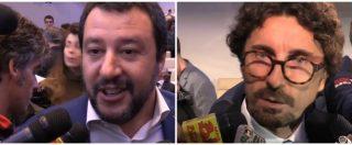 """Tav, Salvini: """"Finirà come il Tap? Noi da sempre favorevoli"""". Toninelli: """"M5s contrario, ma aspettiamo costi-benefici"""""""