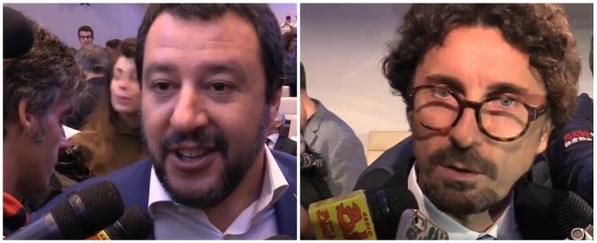 """Tav, Salvini: """"Va fatta. Andrò dagli agenti che difendono il cantiere"""". M5s: """"I soldi dei cittadini vanno usati con diligenza"""""""
