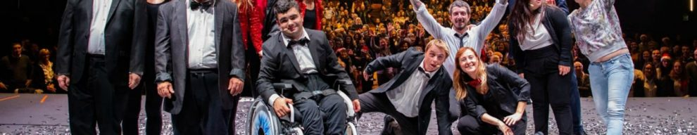 """Up&Down, lo show della felicità è un fenomeno. Il regista: """"Sfruttiamo i disabili? Sì, perché sono una grande risorsa"""""""