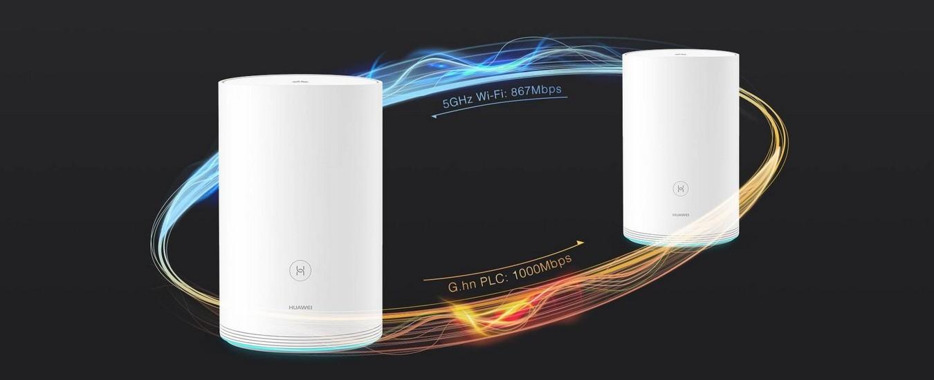 Huawei Wi-Fi Q2 costa poco e risolve con semplicità i problemi di connessione domestica