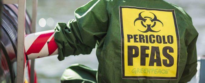 Emergenza Pfas in Veneto, chi inquina non paga