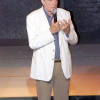 11-07-2008 Spoleto, Italia Consegna dei premi 'Stelle d'Oro' durante la Rassegna Nazionale di Teatro a Spoleto. (Lapresse)