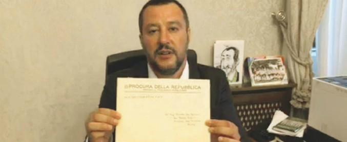 """Diciotti, procura di Catania chiede l'archiviazione per Salvini: """"Stop a sbarco scelta politica insindacabile dal giudice"""""""