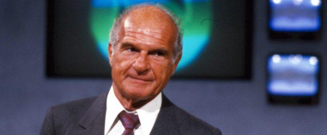 Sandro Ciotti, 90 anni fa nasceva una voce indimenticabile