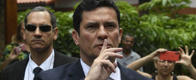 Brasile: accettando di diventare super-ministro per Bolsonaro, Sergio Moro ha perso la faccia