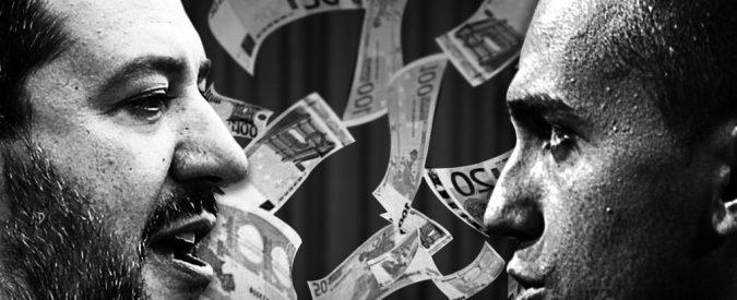 La guerra totale Lega-5 Stelle tocca il reddito di cittadinanza