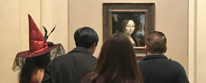 Musei, ho passato Halloween alla National Gallery. E ho visto come si amministra la cultura