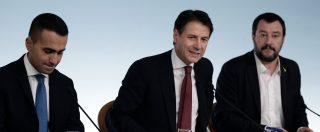 """Manovra, Di Maio e Salvini: """"Conte? Siamo nelle mani giuste. In Europa mediazione senza rinunce"""""""