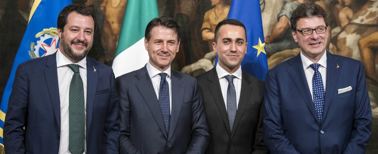 Prescrizione, Salvini: 'Riforma non con emendamento'. Giorgetti: 'Diversa nel contratto'. Ma Fraccaro: 'Misura di civilta'