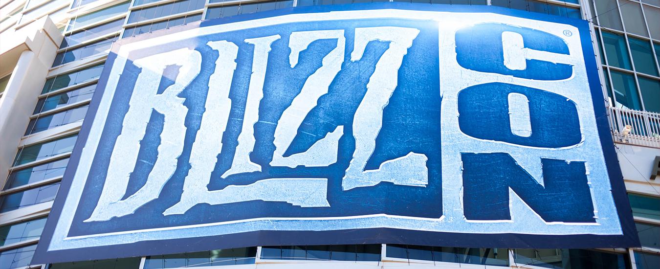 Al Blizzcon 2018 i videogiochi Blizzard prendono vita in un evento che lascia senza fiato