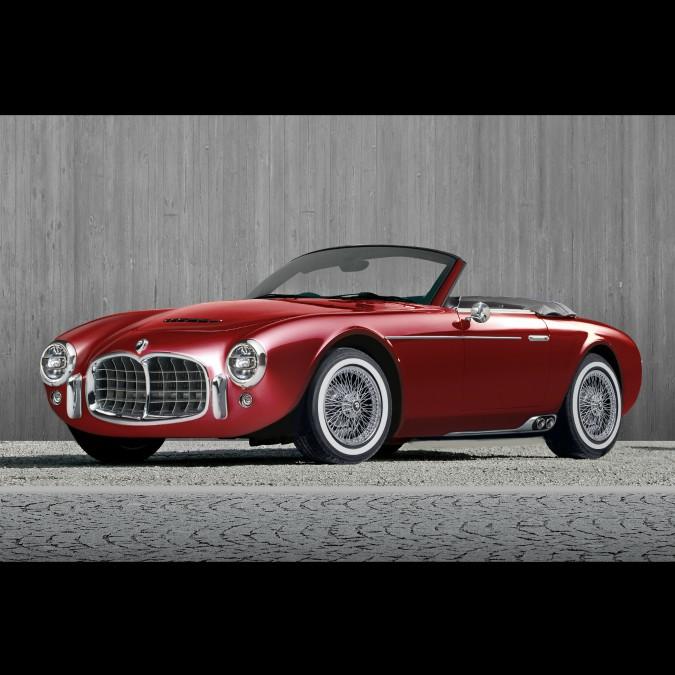 Ares Design Project Wami, a Modena torna la Maserati che non c'era