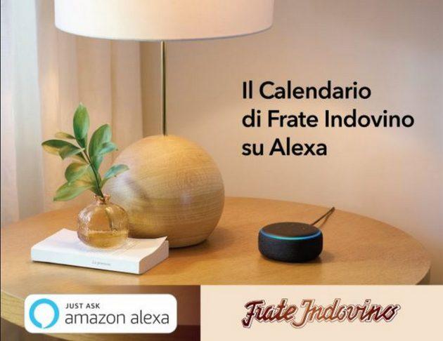 Onomastici Calendario.Frate Indovino Sbarca Su Amazon Echo L Assistente Vocale Vi