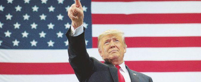 Trump a metà strada, parola all'America
