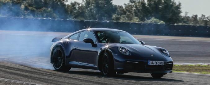 Porsche 911, proseguono i collaudi della nuova generazione – FOTO