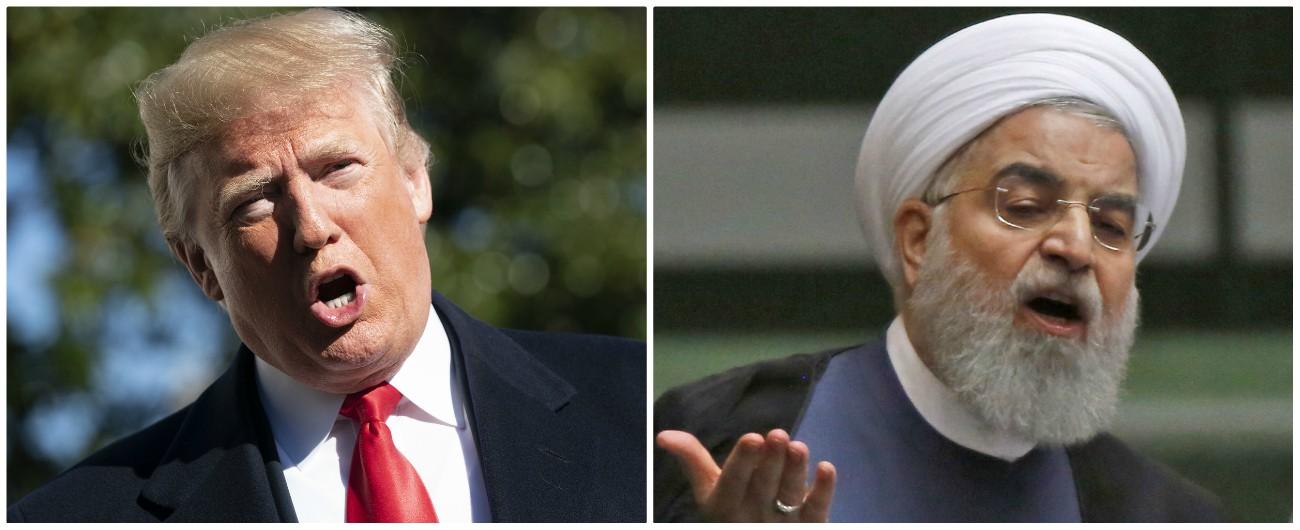 """Trump, da oggi in vigore sanzioni all'Iran: Otto Paesi esentati, c'è anche l'Italia. Teheran: """"Siamo in guerra economica"""""""