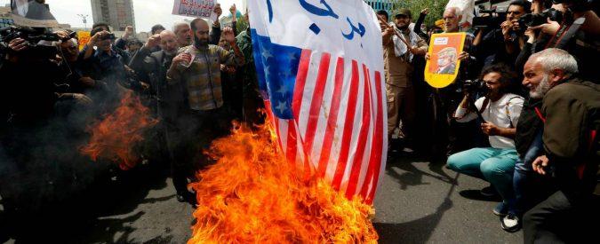 Sanzioni Iran, Trump sta facendo un regalo agli ultra-conservatori